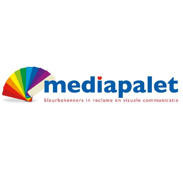 mediapalet advertentieverkoop drukwerk narrowcasting bannering